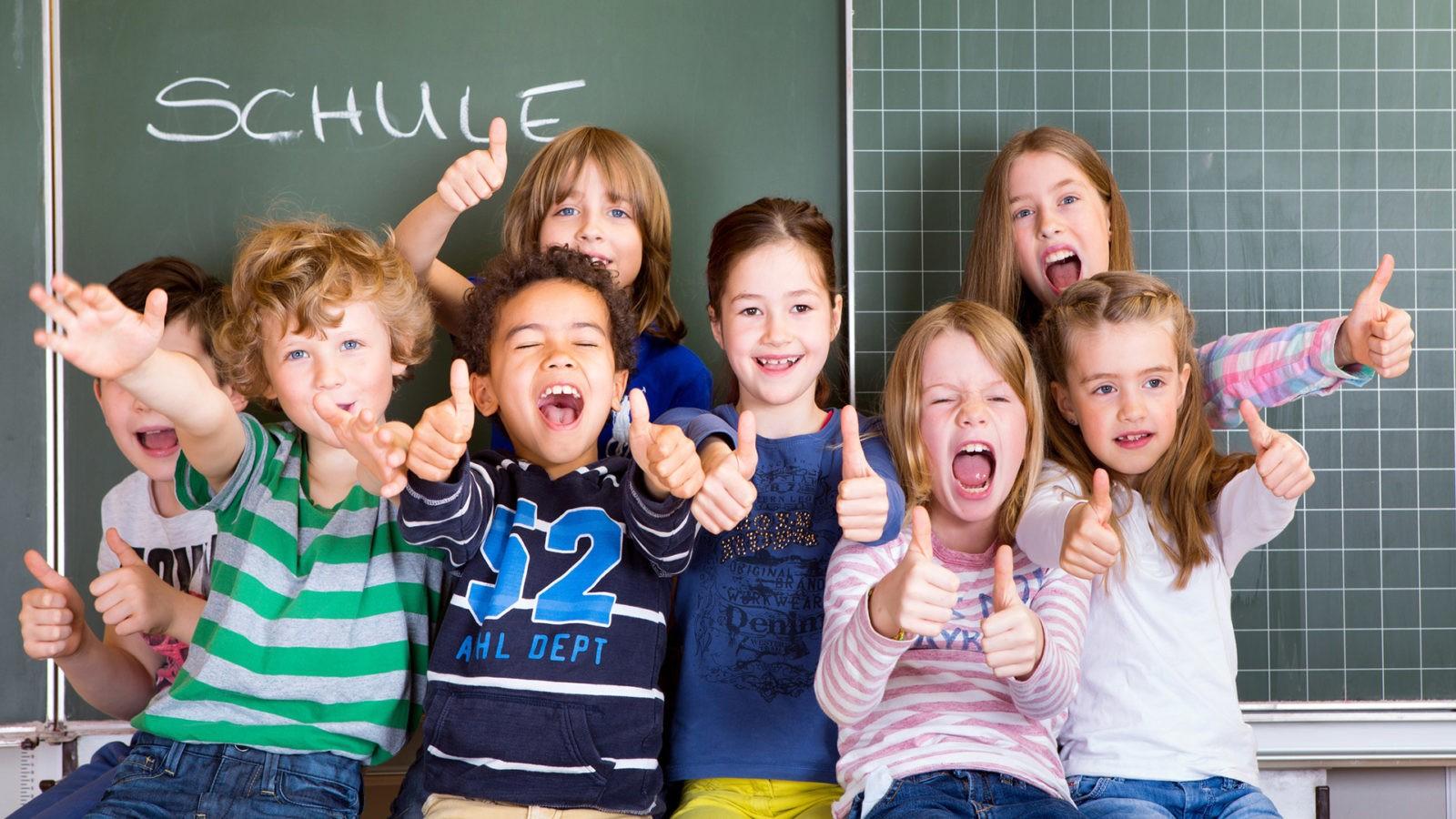 Wir machen Ihr Kind sprachlich fit für die Schule.