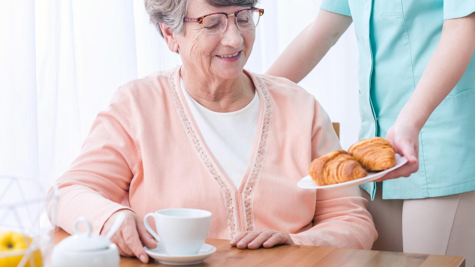 Behandlung von Schluckstörungen – damit das Essen wieder rutscht!