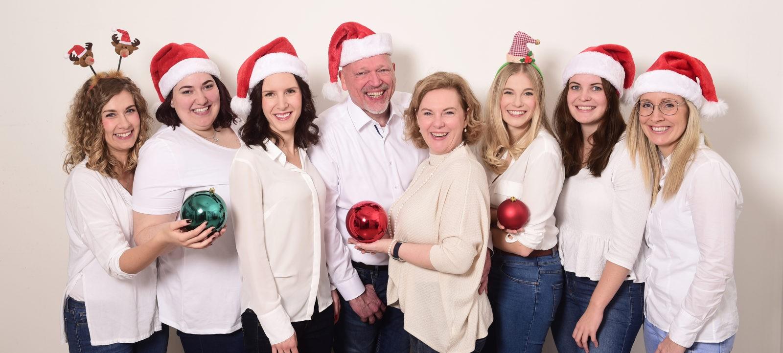 Theralingua wünscht fröhliche Weihnachten!